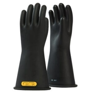 Class 2 Rubber Glove 14″ Length, 17,000 Max Use Voltage
